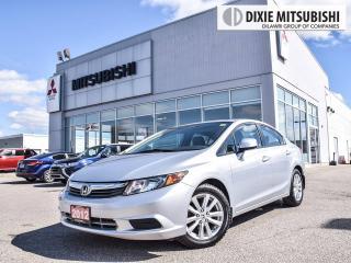 Used 2012 Honda Civic Sedan EX-L NAVI   LEATHER   SUNROOF   ALLOYS for sale in Mississauga, ON