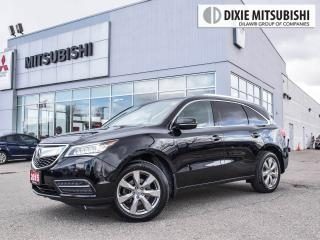 Used 2015 Acura MDX ELITE | DVD | NAVI | 360 CAM | LANE DEP for sale in Mississauga, ON