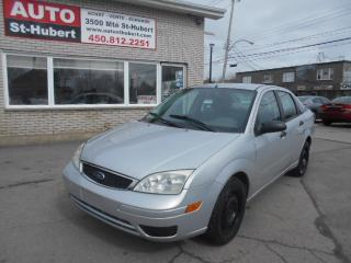 Used 2005 Ford Focus for sale in St-Hubert, QC
