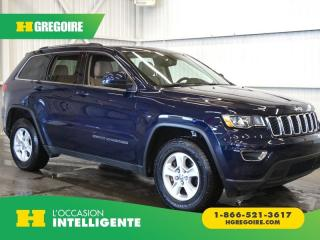 Used 2017 Jeep Grand Cherokee Laredo Awd Camera for sale in St-Léonard, QC