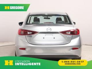 Used 2016 Mazda MAZDA3 G for sale in St-Léonard, QC