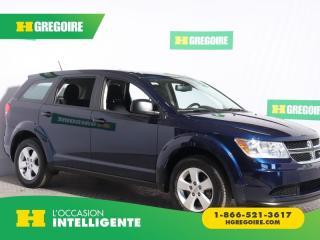 Used 2017 Dodge Journey VALUE PKG A/C for sale in St-Léonard, QC