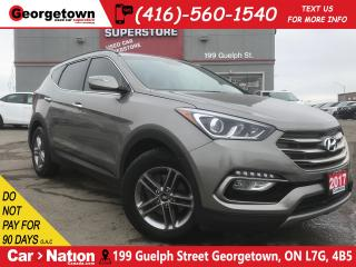 Used 2017 Hyundai Santa Fe Sport 2.4 Premium | AWD | HTD WHEEL | BACK UP CAM for sale in Georgetown, ON