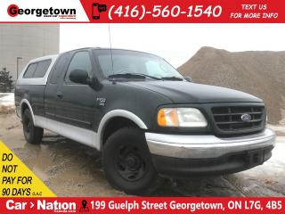 Used 2002 Ford F-150 XLT | YOU CERTIFY YOU SAVE | AS IS SPECIAL for sale in Georgetown, ON