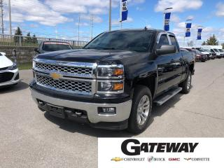 Used 2014 Chevrolet Silverado 1500 1LT|1500|CREW CAB|4X4|5.3 L|FINANCING AVAILABLE| for sale in Brampton, ON