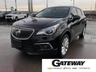 Used 2017 Buick Envision Premium II|AWD|NAV|ROOF,HTD/COOL,1-OWNER!| for sale in Brampton, ON