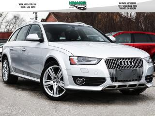 Used 2014 Audi A4 Allroad 2.0 Technik for sale in North York, ON