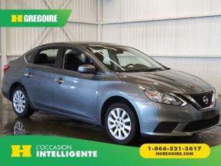 Used 2017 Nissan Sentra SV CAMÉRA-BLUETOOTH for sale in St-Léonard, QC