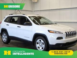 Used 2015 Jeep Cherokee SPORT A/C-GR for sale in St-Léonard, QC