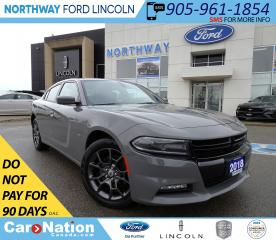 Used 2018 Dodge Charger GT | AWD | NAV | SUN ROOF | TOUCHSCREEN | for sale in Brantford, ON