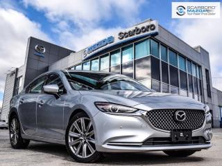 Used 2018 Mazda MAZDA6 GT|SIGN|0%FINANCE|WINTER TIRES for sale in Scarborough, ON