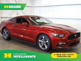 Used 2017 Ford Mustang V6 3.7L CAMÉRA-GR for sale in St-Léonard, QC