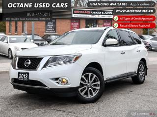 2013 nissan pathfinder owners manual canada