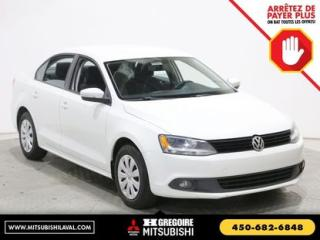 Used 2014 Volkswagen Jetta TRENDLINE+ TDI AC for sale in Laval, QC