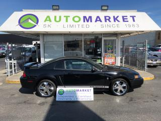 Used 2001 Ford Mustang Coupe AUTO! YOU WORK, YOU DRIVE! CALL NOW! for sale in Langley, BC