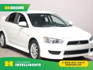 Used 2013 Mitsubishi Lancer SE A/C MAGS for sale in St-Léonard, QC