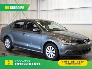 Used 2014 Volkswagen Jetta TDI 2.0L TRENDLINE for sale in St-Léonard, QC