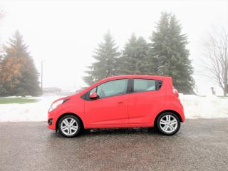 Used 2014 Chevrolet Spark LS- ONE OWNER for sale in Thornton, ON