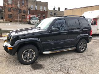 Used 2003 Jeep Liberty Renegade for sale in Toronto, ON