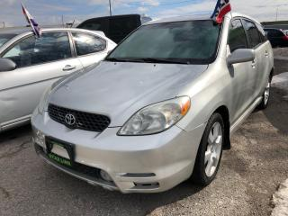Used 2004 Toyota Matrix XR for sale in Pickering, ON
