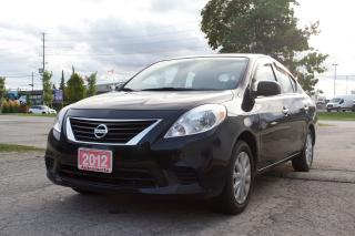 Used 2012 Nissan Versa 1.6 SV,LOW MILEAGE for sale in Kitchener, ON