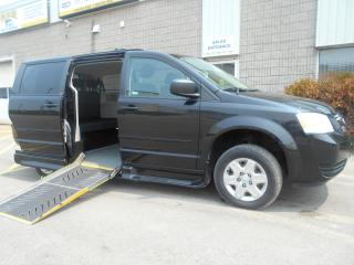 Used 2010 Dodge Grand Caravan SE-Wheelchair Accessible Side Entry -Manual FC for sale in London, ON
