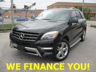 Used 2015 Mercedes-Benz ML-Class ML 350 BlueTEC for sale in Toronto, ON