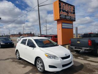 Used 2009 Toyota Matrix **AUTOMATIC**ONLY 111 KMS**CERTIFIED for sale in London, ON