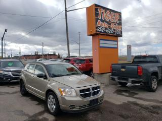 Used 2009 Dodge Caliber SXT**RUNS GREAT**MANUAL**198 KMS**AS IS SPECIAL for sale in London, ON