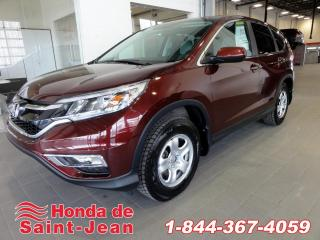 Used 2016 Honda CR-V Traction intégrale EX Toit Camera Mags for sale in St-Jean-Sur-Richelieu, QC