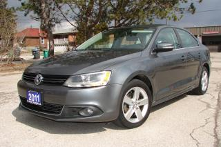 Used 2011 Volkswagen Jetta comfortline for sale in Mississauga, ON