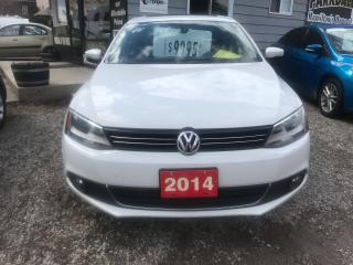 Used 2014 Volkswagen Jetta comfortline for sale in Hamilton, ON