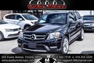 Used 2011 Mercedes-Benz GLK-Class GLK 350 NAVIGATION for sale in Etobicoke, ON