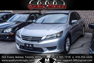 Used 2015 Honda Accord LX for sale in Etobicoke, ON