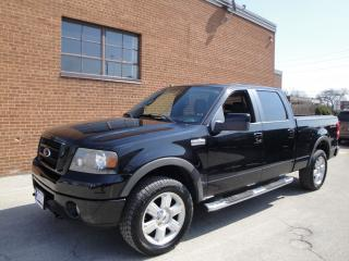 Used 2008 Ford F-150 FX4 for sale in Oakville, ON