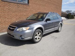 Used 2008 Subaru Outback 2.5i for sale in Oakville, ON