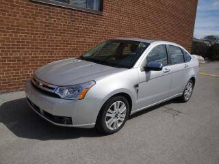Used 2008 Ford Focus SES for sale in Oakville, ON