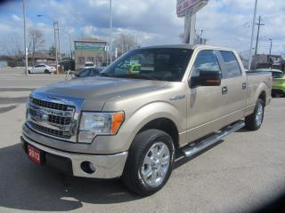 Used 2013 Ford F-150 XLT XTR for sale in Hamilton, ON