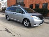 Photo of Silver 2015 Toyota Sienna