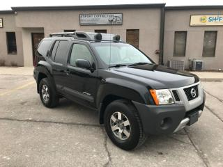 Used 2009 Nissan Xterra Off-Road,4X4,FOG LIGHTS for sale in Burlington, ON