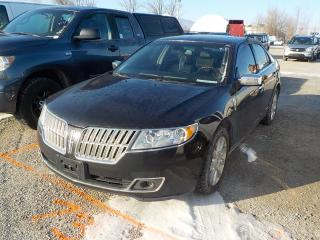 Used 2010 Lincoln MKZ for sale in Innisfil, ON
