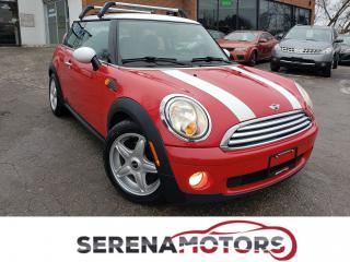 Used 2010 MINI Cooper MANUAL | PANO ROOF | LEATHER | NO ACCIDENTS for sale in Mississauga, ON