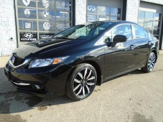 Used 2015 Honda Civic Touring for sale in Guelph, ON
