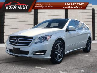 Used 2012 Mercedes-Benz R-Class R 350 BlueTec for sale in Scarborough, ON