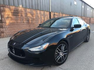 Used 2014 Maserati Ghibli S Q4 ***SOLD*** for sale in Toronto, ON