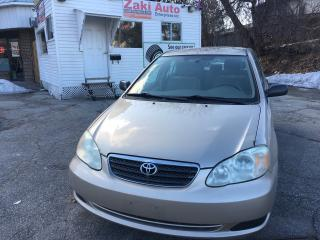 Used 2005 Toyota Corolla CE/Power Windows/Key Less/AC for sale in Toronto, ON