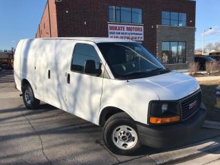 Used 2013 GMC Savana 2500 Cargo Van for sale in Rexdale, ON