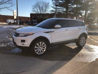 Used 2015 Land Rover Range Rover Evoque Pure City for sale in Concord, ON