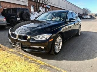 Used 2014 BMW 3 Series 328i xDrive, NAVIGATION for sale in North York, ON