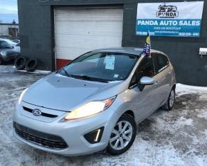 Used 2011 Ford Fiesta SE for sale in Gloucester, ON